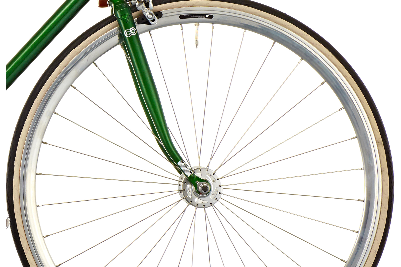 Creme Vinyl Doppio Citycykel Herr Singlespeed Fixed Gear
